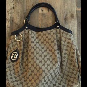 GUCCI LG SUCKEY BAG BRAND NEW PERFECT